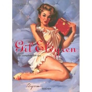 Okładka książki Gil Elvgren: All His Glamorous American Pin-Ups