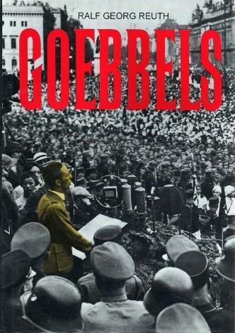 Okładka książki Goebbels