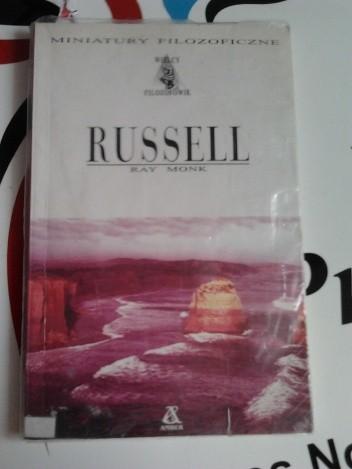 Okładka książki Russell. Matematyka: marzenia senne i koszmary