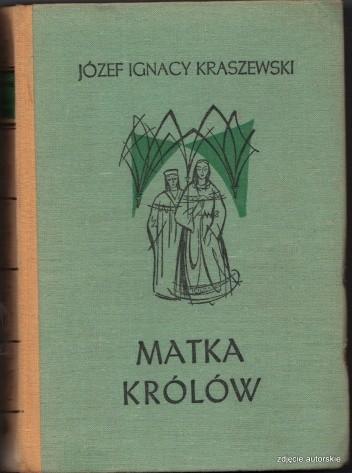 Okładka książki Matka królów