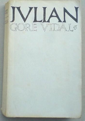 Okładka książki Julian