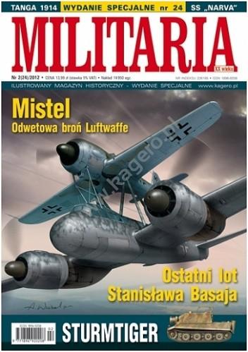 Okładka książki Militaria - WYDANIE SPECJALNE nr 24 (2012/2)