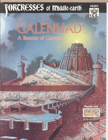 Okładka książki Calenhad: A Beacon of Gondor