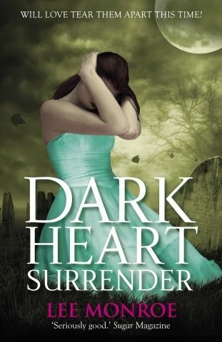 Okładka książki Dark Heart Surrender