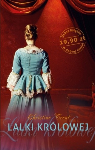 Okładka książki Lalki królowej
