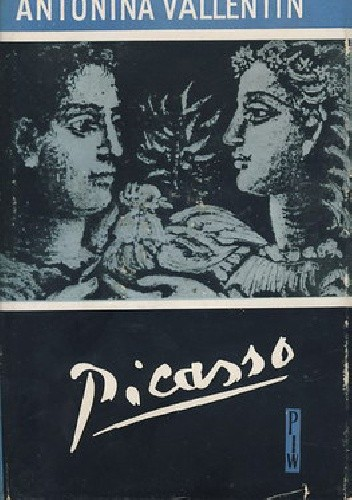 Okładka książki Picasso