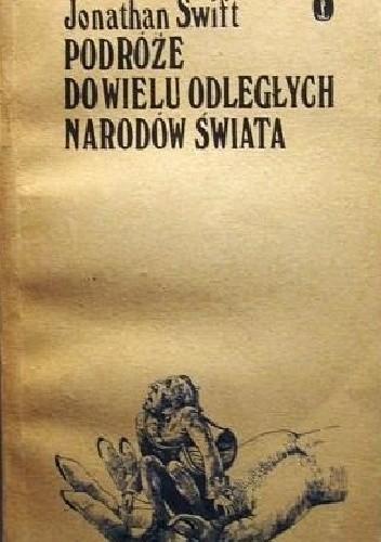 Okładka książki Podróże Gullivera