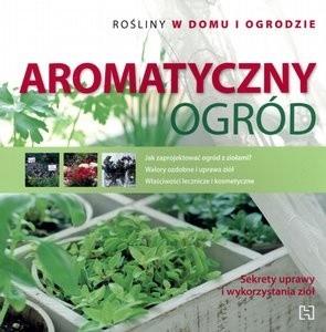 Okładka książki Aromatyczny ogród