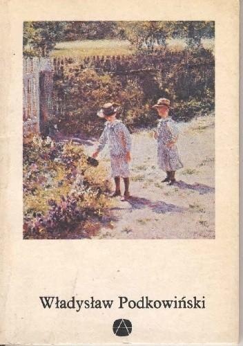 Okładka książki Władysław Podkowiński