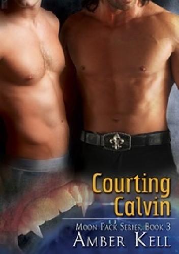 Okładka książki Courting Calvin
