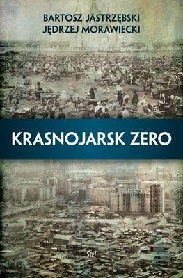 Okładka książki Krasnojarsk zero