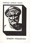 Okładka książki Żywoty Pitagorasa