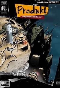 Okładka książki Produkt - 9 - (5/2001)