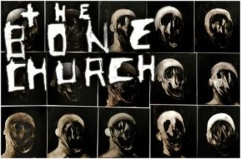 Okładka książki The Bone Church