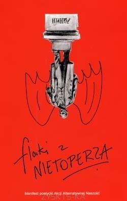 Okładka książki Flaki z nietoperza