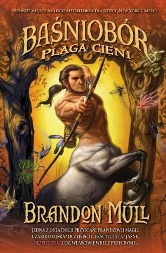 Okładka książki Plaga cieni