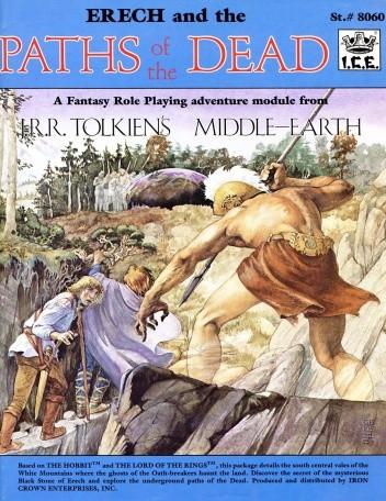 Okładka książki Erech and the Paths of the Dead