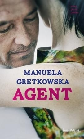 Okładka książki Agent