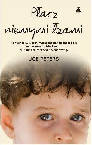 Okładka książki Płacz niemymi łzami