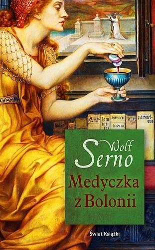Okładka książki Medyczka z Bolonii