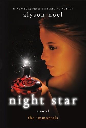 Okładka książki Night star