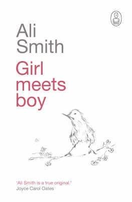 Okładka książki Girl meets boy