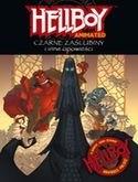 Okładka książki Hellboy Animated. Czarne zaślubiny i inne opowieści