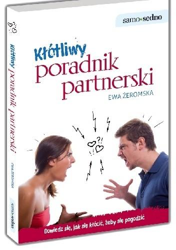 Okładka książki Kłótliwy poradnik partnerski