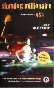 Okładka książki Slumdog Millionaire