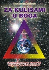 Okładka książki Za kulisami u Boga.
