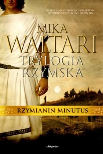 Okładka książki Rzymianin Minutus