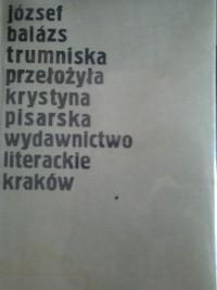 Okładka książki Trumniska