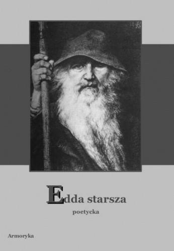 Okładka książki Edda Starsza poetycka