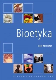 Okładka książki Bioetyka. Wprowadzenie dla studentów nauk biologicznych.