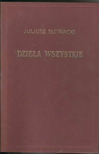 Okładka książki Dzieła wszystkie, tom XVII