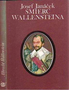 Okładka książki Śmierć Wallensteina