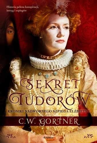 Okładka książki Sekret Tudorów
