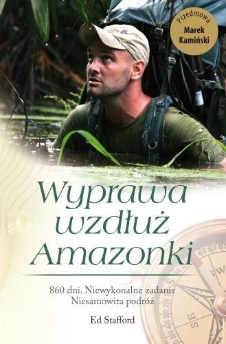 Okładka książki Wyprawa wzdłuż Amazonki