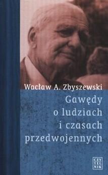 Okładka książki Gawędy o ludziach i czasach przedwojennych