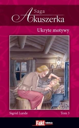 Okładka książki Ukryte motywy