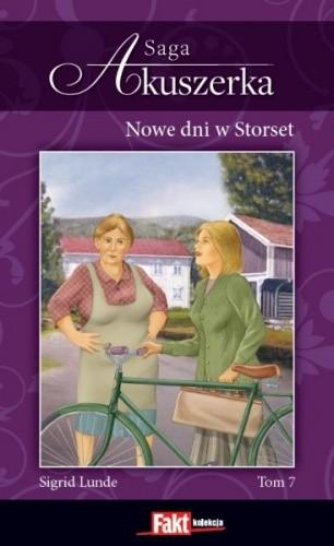 Okładka książki Nowe dni w Storset