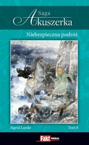 Okładka książki Niebezpieczna podróż