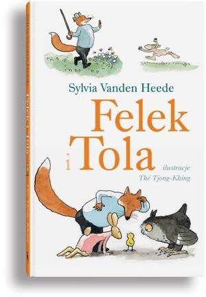 Okładka książki Felek i Tola