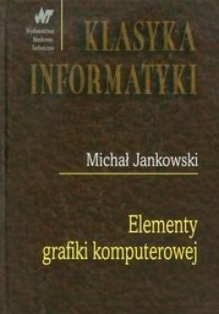 Okładka książki Elementy grafiki komputerowej