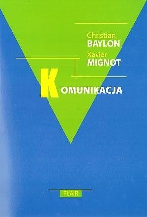Okładka książki Komunikacja
