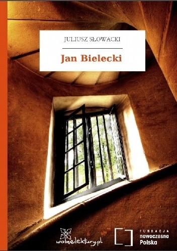 Okładka książki Jan Bielecki