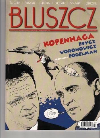 Okładka książki Bluszcz, nr 4 (43) / kwiecień 2012