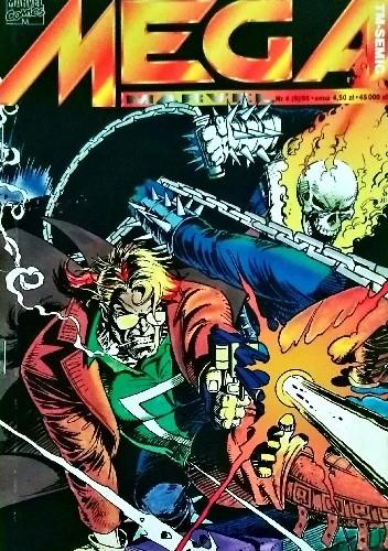 Okładka książki Mega Marvel #09: Świt Synów Nocy