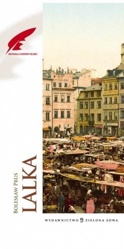 Okładka książki Lalka