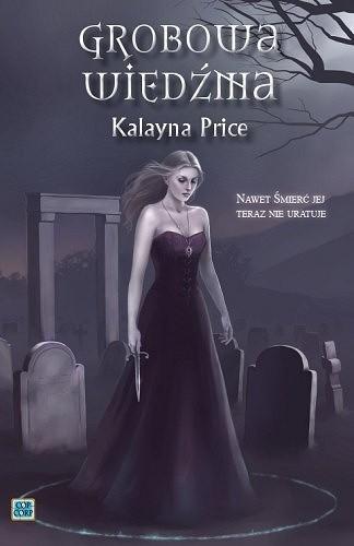 Okładka książki Grobowa wiedźma